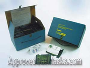 Chemical Agent Detector Simulator Training Kits (CAD)- M28 M29 and M256A1 CAD training kits