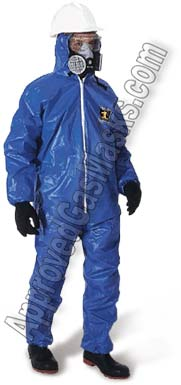 CPF1 Protective Chemical Suit