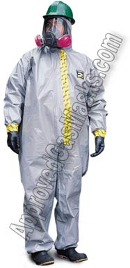 CPF2 High Performance Chemical Suits