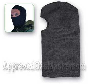 Lightweight Tactical Kevlar hood - heat and cut resistant