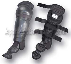 Centurion TS 70 Hard shell disturbance control shin guards