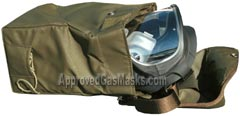 British Military gas mask bags are tough, versatile and economical