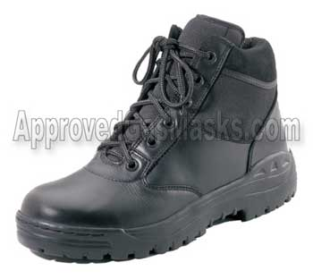 SWAT tactical entry police work boots