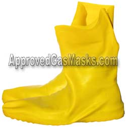 Hazmaster boot covers offer many of the benefits of expensive bots, but at a great price