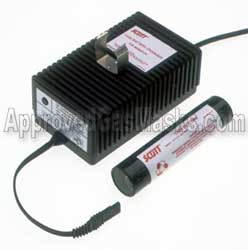 C420 PAPR system NiCad battery charger