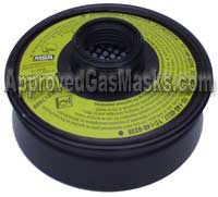 MSA Phalanx NBC CBA/RCA Gas Mask Filters