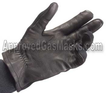 BlackHawk Hellstorm tactical gloves offer flame and slash resistance