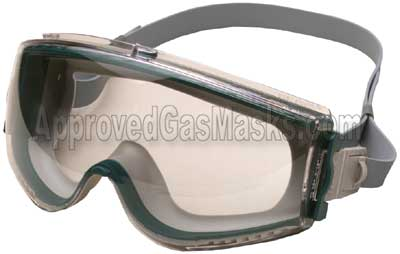 Uvex Stealth Tactical Googles protect against impact and UV