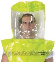 Tychem TK 714 Fully Encapsulated Chemical Gas Hood