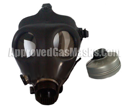 Israeli Civilian Gas Mask Kit w/Canteen