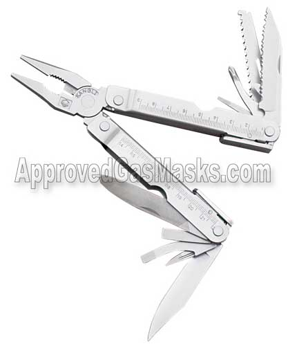 Multiple function multi purpose tool with a dozen uses and more