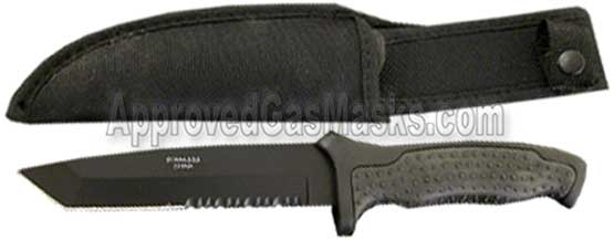 US Navy SEALS tanto style military assault knife