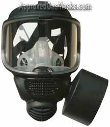 Scott ProMask (Pro-Mask 40, Civilian M-95) gas mask