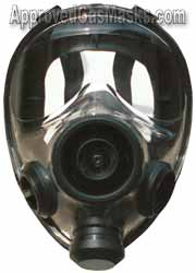 SGE 1000 Gas Mask