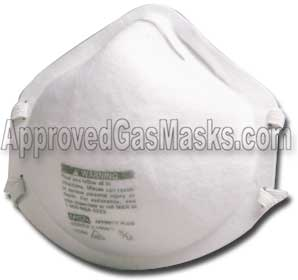 MSA Affinity Plus N95 disposable mask