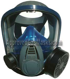 MSA Advantage 3000 gas mask