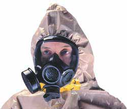 BioChemical and NBC protective suits