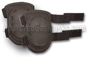 Centurion kneepads are part of a complete riot control personal protection gear package