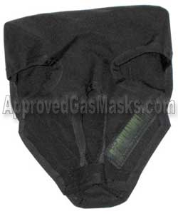 C420 PAPR blower pouch for MOLLE or STRIKE configurations