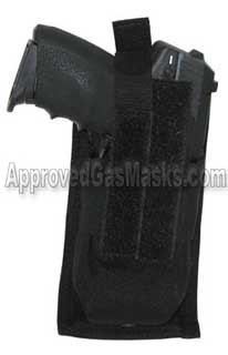 STRIKE M4 pistol pouch works with any Spear, Airsave, Molle, FSBE, RAV and Interceptor system