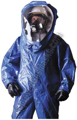 Responder Level A Chemical Suit