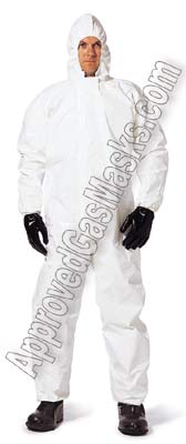Tychem SL High Performance Protective Chemical Suit