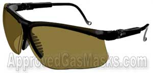 UVEX impact resistant eyeglasses can be used in many workplace and tactical situations
