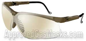 UVEX SCT impact resistant eyeglasses can be used in many workplace and tactical situations